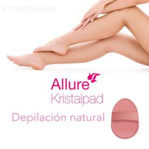 Depilación Natural Kristalpad